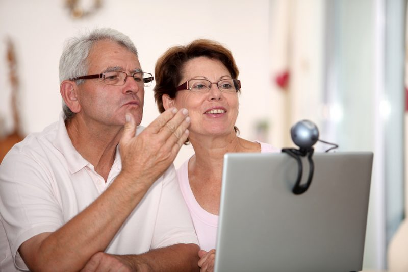 93% of Australia GRANDparents Use Internet Every Day