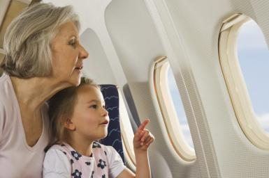 travel with grandkids