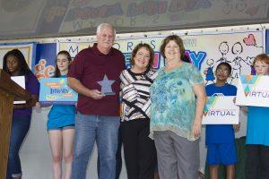 Orange County Mayor, Teresa Jacobs with Jack and Gail Davis