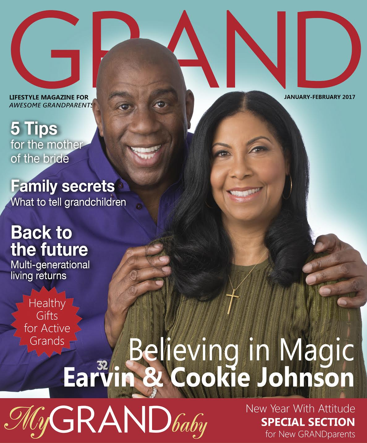 Jan/Feb 2017 GRAND Magazine cover