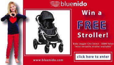 Win A Free Stroller!