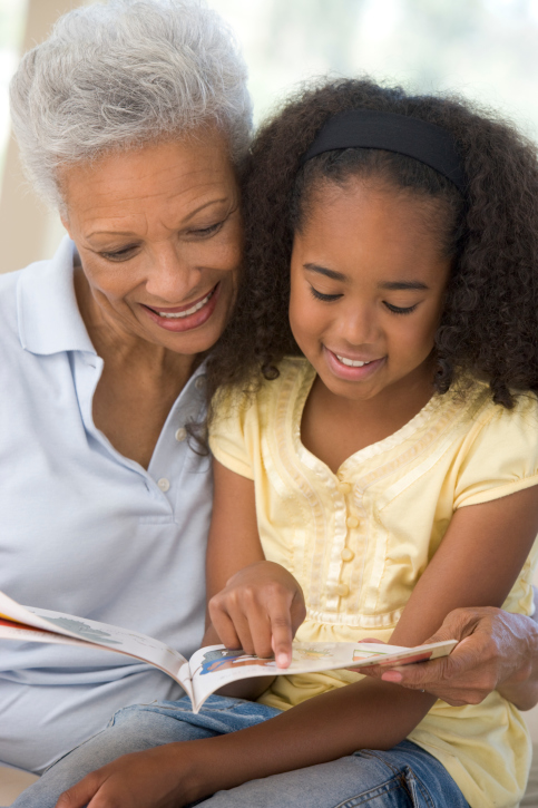 5 Tips to Help Your Grandkids Fall in Love with Books