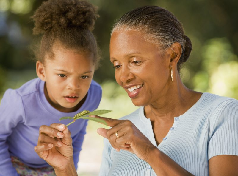 Safety in Grandchild Care: Issues to Consider