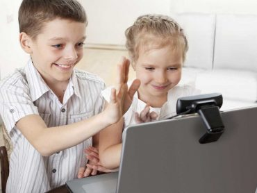 Grow Readers & Relationships With Faraway Grandchildren Using Skype