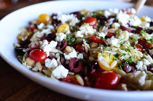 Mimi's Orzo Salad