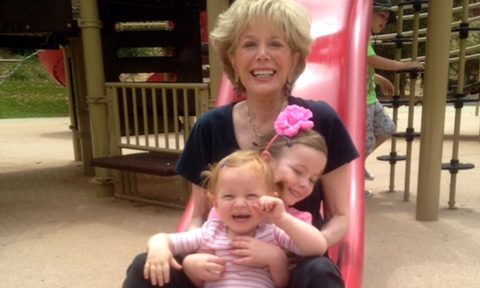 Grandkids Help Keep Grandparents Healthy