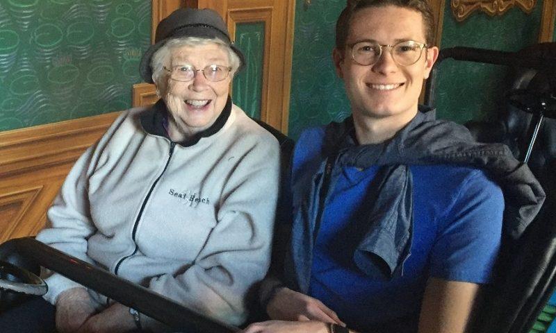A Grandson Cures Elder Isolation