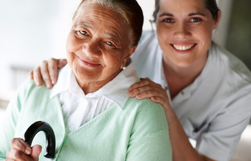 Care Motion Helps Seniors Be Independent