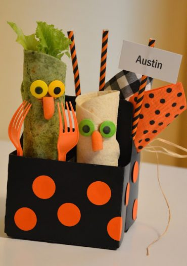 HALLOWEENIES – Cool Crafts to Make With Your G-Kids!