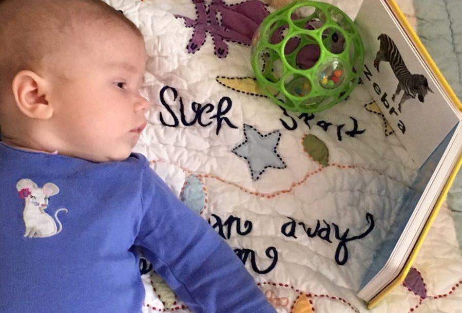 Books For Newborns – Yes, Newborns!