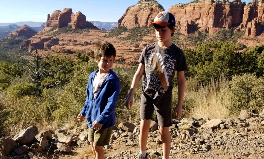 Adventuring With The Grandkids