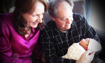 Meet Julianne – Our Thanksgiving GRANDbaby