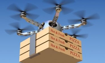 Dinner By Drone?