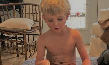 My Grandson – The Author