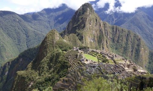 Dizzying and delightful views of Peru