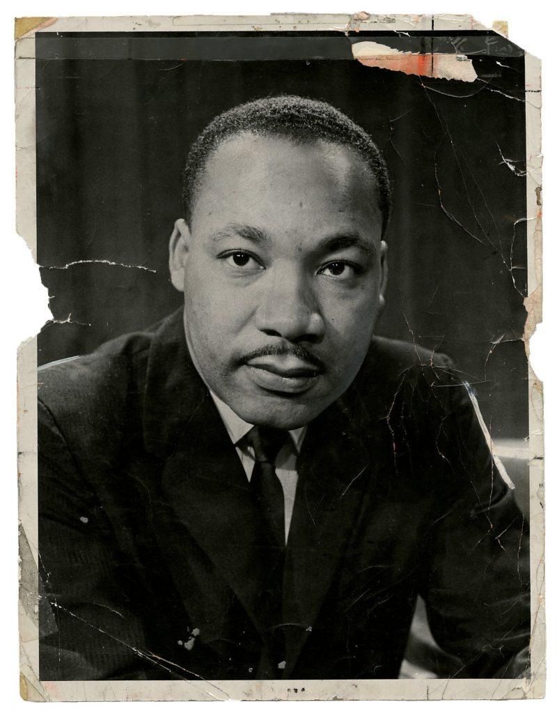 Dr. Martin Luther King, Jr's Last Speech In Memphis, TN