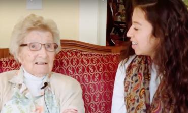 Kids, Video and … Nursing Homes?