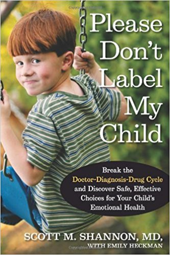 Please Don't Label My Child cover
