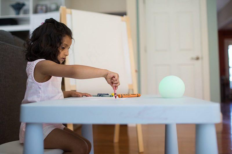 Cool Idea For Grandkids: Soft Glow Silent Timer and Light