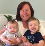 Jeanette Beeba and grands