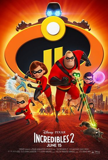 Incredibles 2 – Great Sequel! Worth the 14 Year Wait!