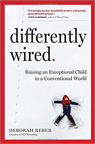 Differently Wired cover