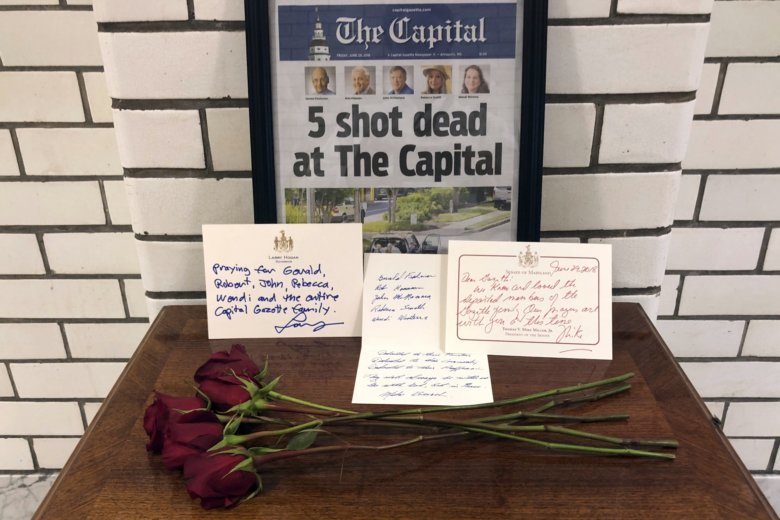 In Light of the Capital Gazette Massacre