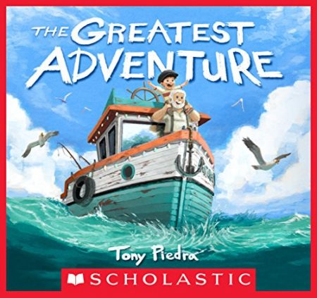 The Greatest Adventure cover