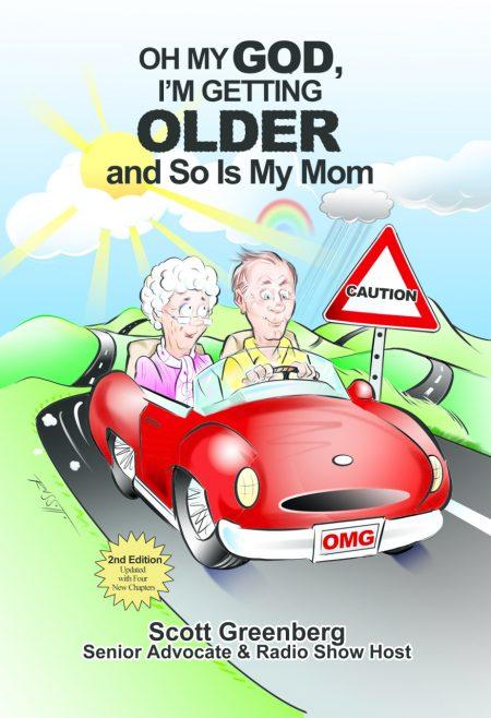 OMG I'm Getting Older cover