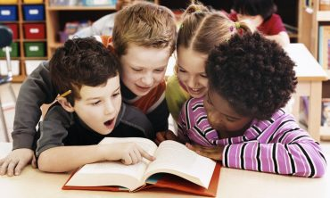 Share These Four Books With Your Grands