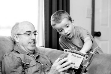 Do Something Grand:   7 Reasons to Celebrate Nat'l Grandparents Day