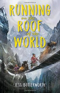 Running on the Roof of the World cover