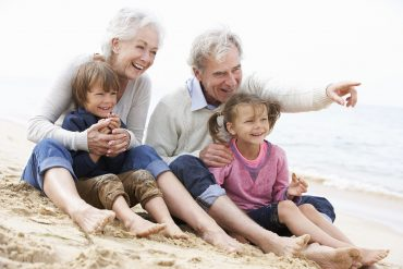 Increasingly Indespensable Grandparents