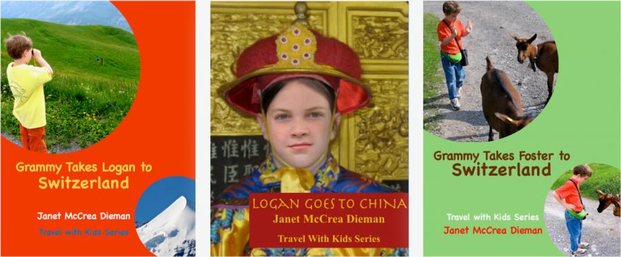 International Travel With Grandkids?