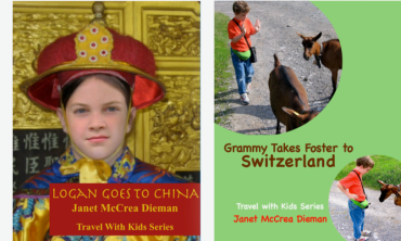 Tips For International Travel With Grandkids?