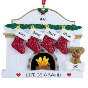 Life is Grand ornament