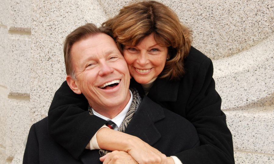 Linda & Richard Eyre: The Joy Of Leaving A Legacy