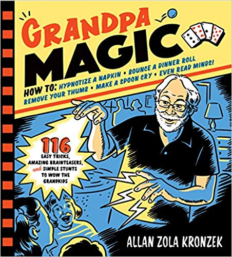 Grandoa Magic cover