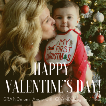 Make Your GRANDbaby A Special Valentine