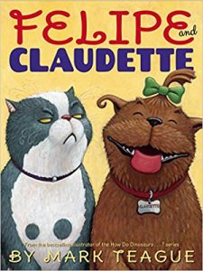 Felipe and Claudette cover