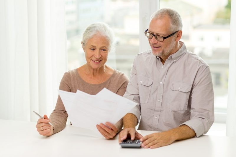 Top 8 Tax Breaks For People Over 65