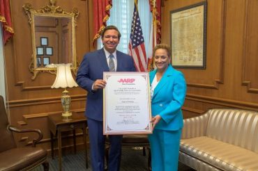 AARP And Florida's Governor DeSantis Fighting For Affordable Rx