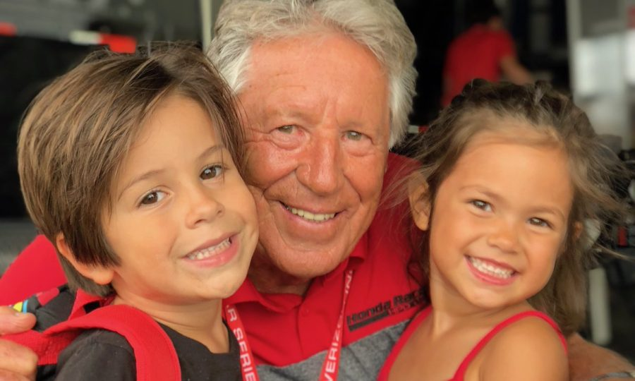 MARIO ANDRETTI – For The Love Of Cars And Family