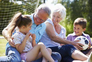 Grandparents Are Generous With Grandkids
