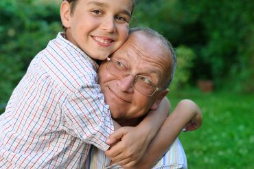 Grandparents: The Art of Influence