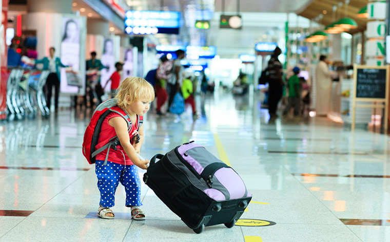 Traveling With Kids? Here's What You Need To Know