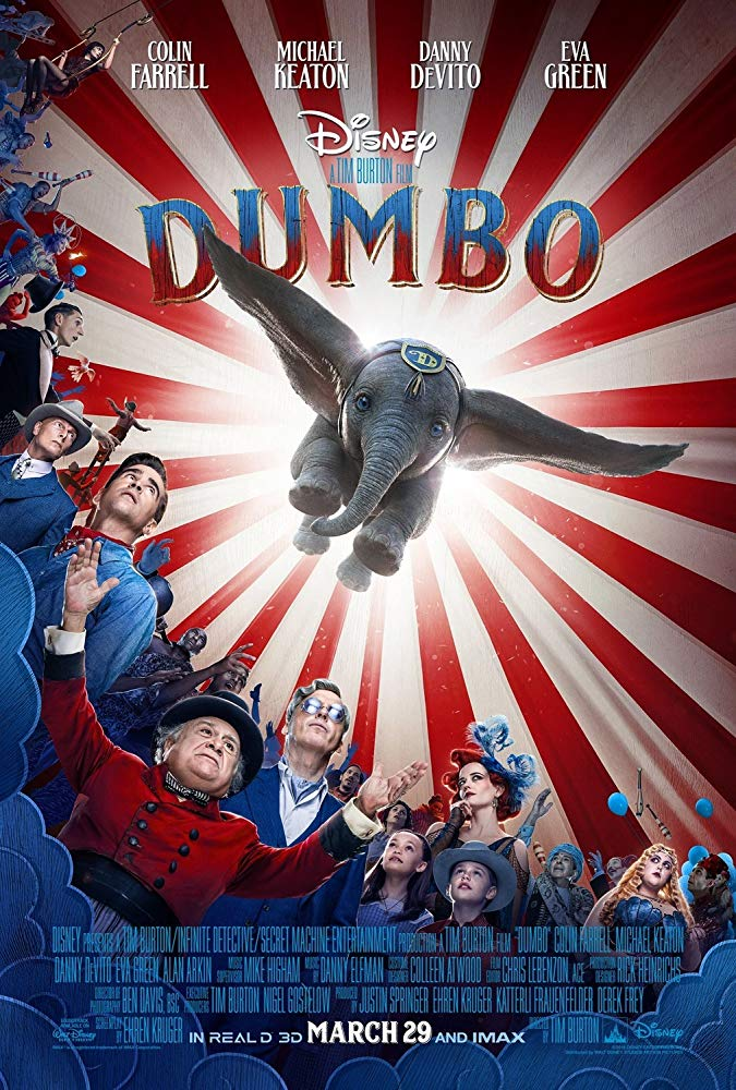 Dumbo – One of the Most Beautiful Films I Have Ever Seen!