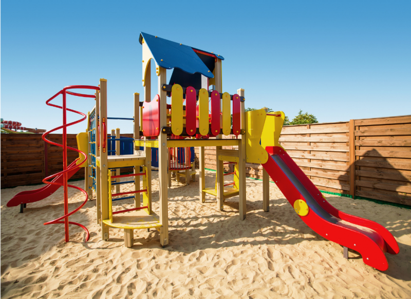 Spring Playground Safety Tips