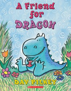 A Friend for Dragon cover