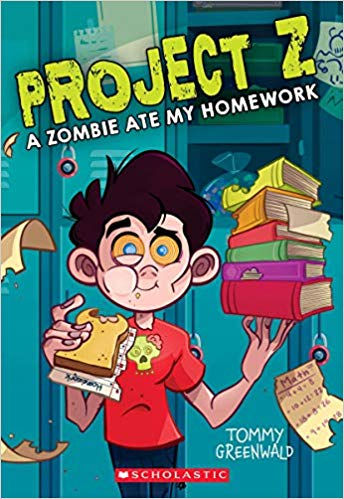 Project Z: A Zombie Ate My Homework